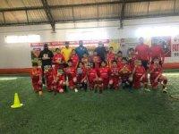 ASKF Başkan Adayı Mutlu Önal'dan Futbol Okulları Ziyareti