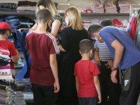 Talas Belediyesinin kampanyasına hayır severler yoğun ilgi gösteriyor