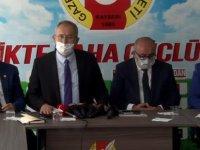 CHP KAYSERİ MİLLETVEKİLİ ARIK'TAN HIZLI TREN AÇIKLAMASI
