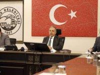 Talas'ta 7/24 Kütüphaneyi Cumhurbaşkanı Erdoğan Açacak