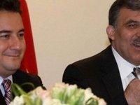 Abdullah Gül Ali Babacan'dan rahatsız oldu!