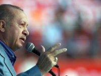 """Cumhurbaşkanı Erdoğan: """"Yamula Denizi'ni getirdik"""""""