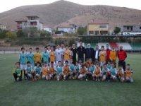 Bektaş, Yerköyspor Futbol Akademisini ziyaret etti