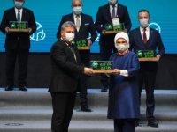 Melikgazi'nin Sıfır Atık Projesi ve çalışmalar TBB tarafından ödüllendirildi