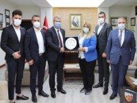 KAYSERİ ŞEKER OLARAK KAYSERİSPOR'A DESTEK VERMEYE DEVAM EDECEĞİZ