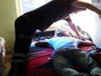 Kayseri'de bağ evinde uyuşturucu satan kişi kıs kıvrak yakalandı