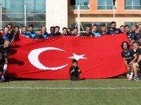 Kayserispor'da 29 Ekim Cumhuriyet Bayramı kutlandı