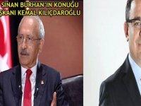 CHP LİDERİ KILIÇDAROĞLU TRT HABER'DE BURHAN'A KONUK OLDU