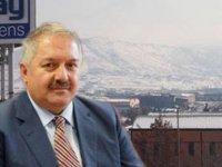 Osb Başkanı Nursaçan'ın Fabrika Binası kurşunlandı