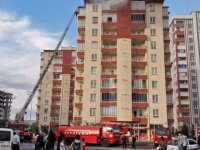 Seyrani'de yangın korkuttu