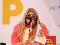 Kayserispor Başkanı Gözbaşı, oyuncularını kutladı