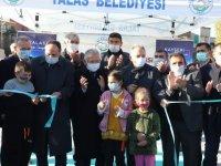 Talas Belediye Başkanı Yalçın Talas'ta çok güzel hizmetler yapıyor