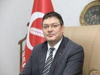 Başkan Narin 24 Kasım Öğretmenler Günü dolayısıyla mesaj yayımladı