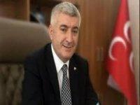 Tok, Milliyetçi Hareket Partisi Kurucu Genel Başkanı merhum Başbuğ Alparslan Türkeş'i 103. doğum yılında andı