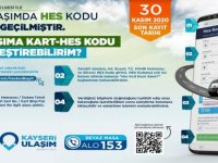 ULAŞIM A.Ş.'DEN 'KAĞIT BİLET' AÇIKLAMASI