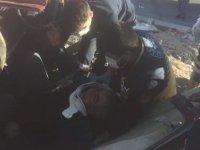 Develi-Yahyalı Yolu trafik kazası: 3 yaralı