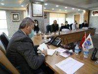 Palancıoğlu,muhtarlar ile toplantı düzenleyerek görüşmeye devam ediyor