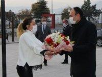 Kayseri İl Milli Eğitim Müdürü Çandıroğlu bu gün görevine başladı
