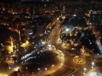 Kayseri'de cadde ve sokaklar boş kaldı-foto