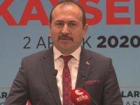 Muhtarlar Dernek Başkanı Kılıçdaroğlu'na Kınıyorum dedi
