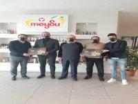 Meysu Kayserispor ile reklam anlaşması yaptı