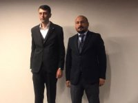 Makine Mühendisler Odası Başkanı Süleyman Varol görevi teslim aldı