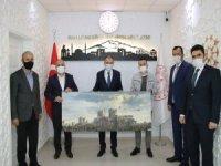 İl Milli Eğitim Müdürü Çandıroğlu'na 'Hayırlı olsun' ziyareti