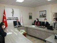 İl Milli Eğitim Müdürü Bilal Çandıroğlu,öğretmenlerin sıkıntılarını dinledi