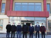 Ahmet-Selahattin Sarıalp Aile Sağlık merkezi tamamlanıyor