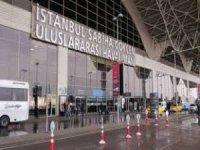 İstanbul Sabiha gökçen havaalanında sarhoş kişi olay çıkardı uçağa alınmadı