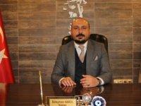 Başkan Varol'dan su açıklaması
