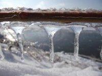 Son dakika Kayseri'de don ve buzlanma uyarısı!