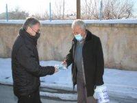 Hacılar Belediye Başkanı Özdoğan'dan maske uyarısı