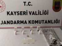 Yeşilhisar erdemli'de yeşil reçeteli ilaç satan 3 kişi yakalandı