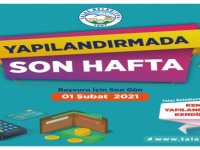 Talas'ta vergi başvurusu son gün 1 şubat