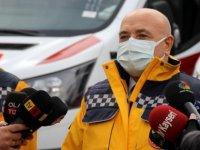 Tamer'den, aşı açıklaması Kayseri bu belayı atlattı
