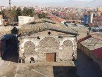 Tomarza'da ermeni kilisesi restorasyon bekliyor