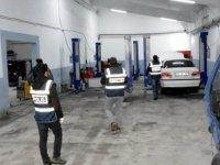 Kayseri'de çaldıkları 10 adet araçları piyasaya süren 3 kişi yakalandı