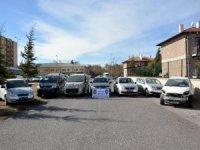 Kayseri'de çalın araçların şase numarasını değiştiren hırsızlar yakalandı