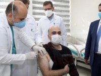 Faz-2 aşısı 250 gönüllüye uygulanacak