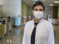 Kayseri Şehir Hastanesi müjdeyi verdi Korona aşısı 2 dozdan sonra bulaşıcılığını azalttı