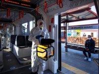 Kayseri Ulaşım A.Ş. yolcuların güvenliği için önlemleri aldı