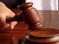 Talas'ta oğlu öldürülen anne müebbet hapis istiyorum