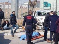 Develi'de feci kaza Okul Müdürü Yağlıoğlu hayatını kaybetti