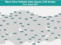 Kayseri'de korkutan rakam günlük 150 korona hastası tespit ediliyor