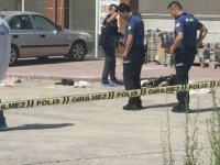 Şeker yeni sanayi'de intihar eden şahsın cenazesi 4 gün sonra bulundu