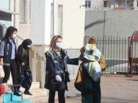 Kayseri'de hırsızlık ve cinsel tacizden aranan 12 kişi gözaltına alındı