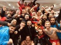 Kayserispor'da galibiyet sevinci-video
