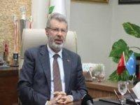 Kayseri Pancar Ekicileri Kooperatifi Yönetim Kurulu Başkanı Akay,A para'da