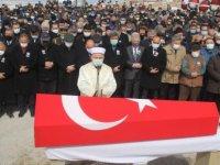 Uzman Çavuş Demirci memleketi Kayseri'de son yolculuğuna uğurlandı